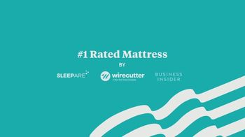 Leesa Hybrid Mattress TV Spot, 'Wake Up Happier' - Thumbnail 6
