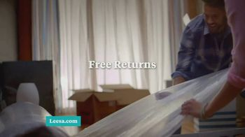 Leesa Hybrid Mattress TV Spot, 'Wake Up Happier'