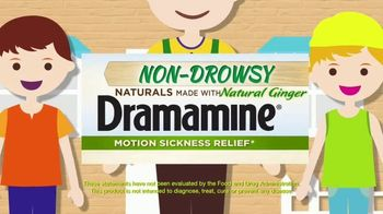 Dramamine Non-Drowsy Naturals TV Spot, 'Only Way to Travel' - Thumbnail 5