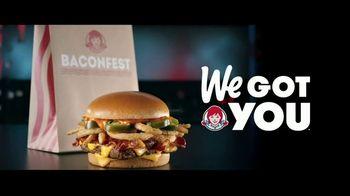 Wendy's Baconfest TV Spot, 'Party: Sizzles' - Thumbnail 9