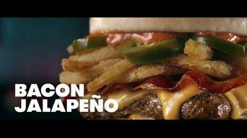 Wendy's Baconfest TV Spot, 'Party: Sizzles' - Thumbnail 8