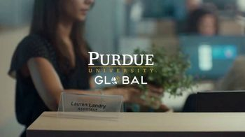 Purdue University Global TV Spot, 'Earn College Credit for Your Work Experience'