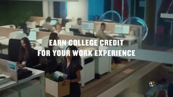 Purdue University Global TV Spot, 'Earn College Credit for Your Work Experience' - Thumbnail 4