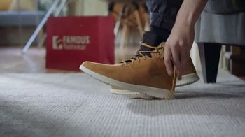 Famous Footwear TV Spot, \'Back to School: Lights BOGO\'