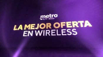 Metro by T-Mobile TV Spot, 'La mejor oferta en Wireless' canción de Usher [Spanish]