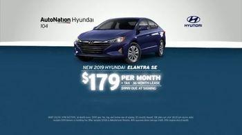 AutoNation TV Spot, 'Save Now: 2019 Hyundai Elantra & Tucson' - Thumbnail 4