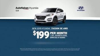 AutoNation TV Spot, 'Save Now: 2019 Hyundai Elantra & Tucson' - Thumbnail 5