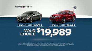 AutoNation TV Spot, 'Save Now: 2019 Nissan' - Thumbnail 4