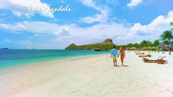 Sandals Resorts Black Friday in July TV Spot, 'Whatever You Want' - Thumbnail 1