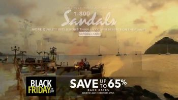 Sandals Resorts Black Friday in July TV Spot, 'Whatever You Want' - Thumbnail 9