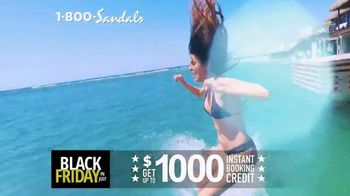 Sandals Resorts Black Friday in July TV Spot, 'Whatever You Want' - Thumbnail 3