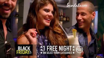 Sandals Resorts Black Friday in July TV Spot, 'Whatever You Want' - Thumbnail 8
