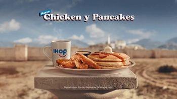 IHOP Chicken & Pancakes TV Spot, 'Ataque sorpresa' [Spanish] - Thumbnail 10