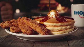IHOP Chicken & Pancakes TV Spot, 'Ataque sorpresa' [Spanish] - Thumbnail 7