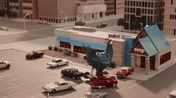 IHOP Chicken & Pancakes TV Spot, 'Ataque sorpresa' [Spanish] - Thumbnail 9