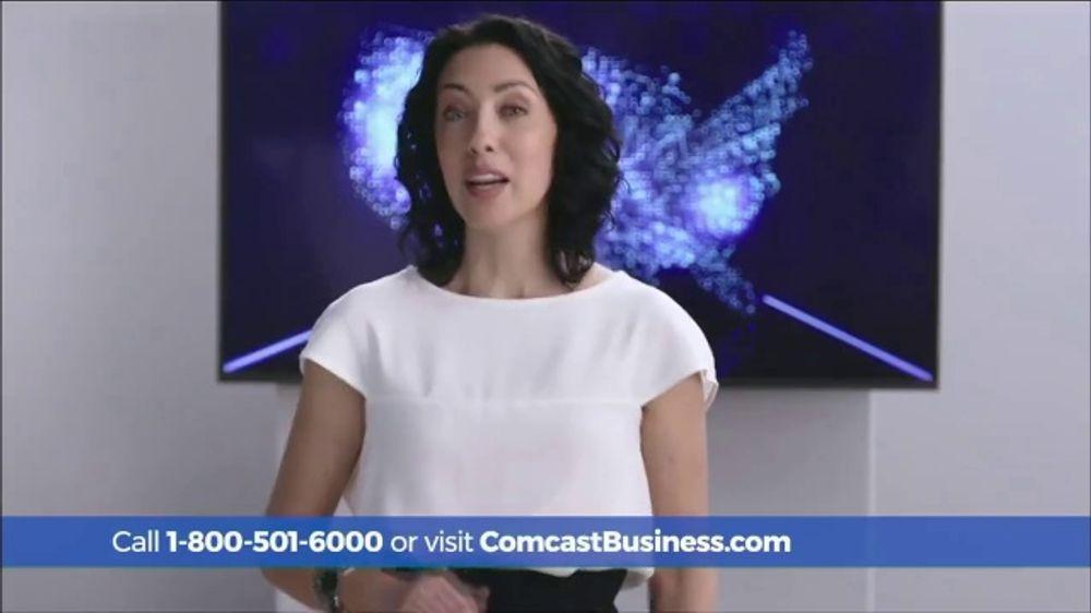Comcast Business TV Commercial, 'Competitor Comparison: $34.95'