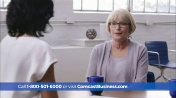 Comcast Business TV Spot, 'Competitor Comparison: $34.95' - Thumbnail 8
