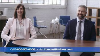 Comcast Business TV Spot, 'Competitor Comparison: $34.95' - Thumbnail 5