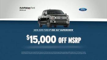 AutoNation TV Spot, 'Save Now: 2019 Ford F-150' - Thumbnail 5