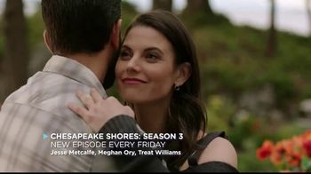 Hallmark Movies Now TV Spot, 'Great Movies and Great Romance: Anytime'