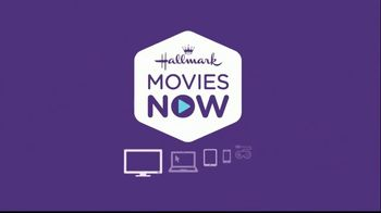 Hallmark Movies Now TV Spot, 'Great Movies and Great Romance: Anytime' - Thumbnail 2
