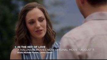 Hallmark Movies Now TV Spot, 'Great Movies and Great Romance: Anytime' - Thumbnail 4