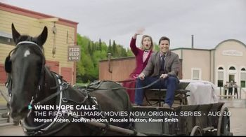 Hallmark Movies Now TV Spot, 'Great Movies and Great Romance: Anytime' - Thumbnail 7