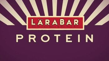 Larabar Protein  Chocolate Peanut Butter Cup Protein TV Spot, 'Food Philosophy'