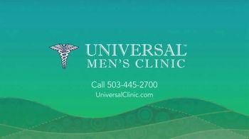 Universal Men's Clinic TV Spot, 'High Success Rate' - Thumbnail 6