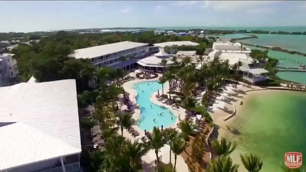 Major League Fishing 2019 Ultimate Dream Florida Keys Sweepstakes TV  Commercial, 'Hawks Cay Resort' - Video