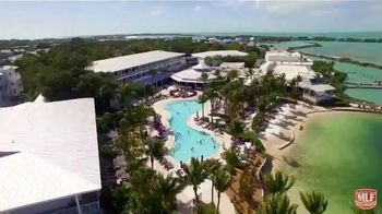 Major League Fishing 2019 Ultimate Dream Florida Keys Sweepstakes TV Spot, 'Hawks Cay Resort'
