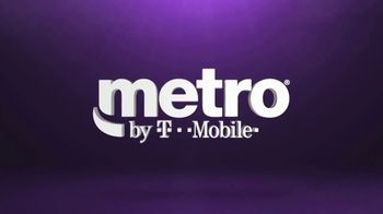 Metro by T-Mobile TV Spot, 'Just Got Better: Amazon Prime & Samsung Galaxy A20' Song by Usher - Thumbnail 1