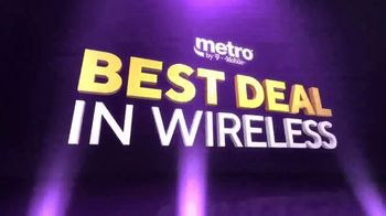 Metro by T-Mobile TV Spot, 'Just Got Better: Amazon Prime & Samsung Galaxy A20' Song by Usher - Thumbnail 2