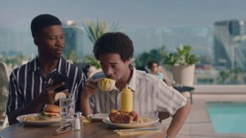 Hotel Tonight Daily Drop TV Spot, 'A Hard Deal to Deal With: Mustard' - 13 commercial airings