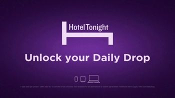 Hotel Tonight Daily Drop TV Spot, 'A Hard Deal to Deal With: Mustard' - Thumbnail 9