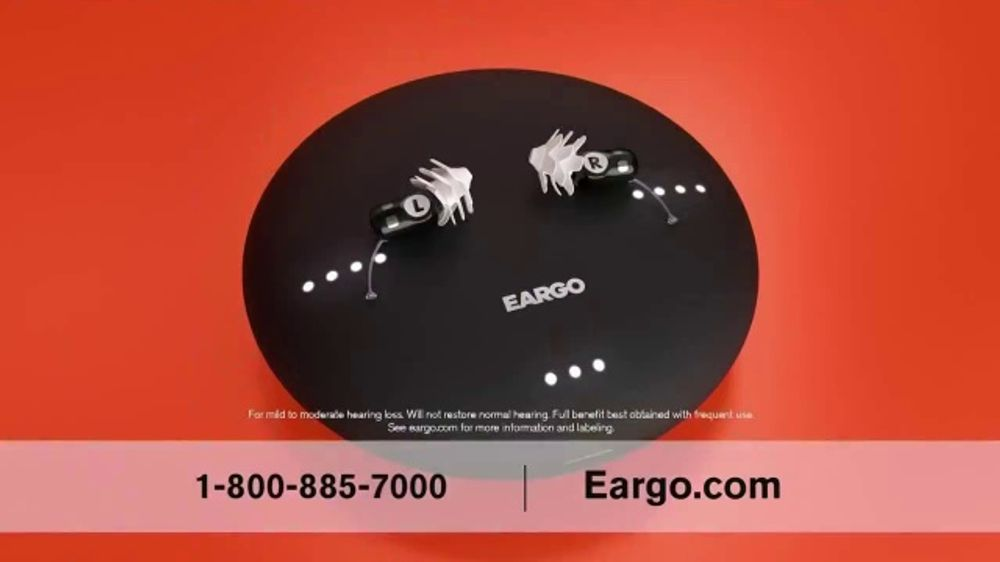 Eargo TV Commercial, 'Best Inventions: $77 Per Month'