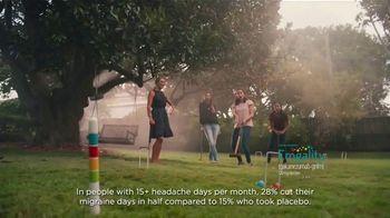 Emgality TV Spot, 'Garden Party' - Thumbnail 6