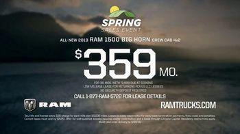 Ram Spring Sales Event TV Spot, 'Big Life' [T2] - Thumbnail 8