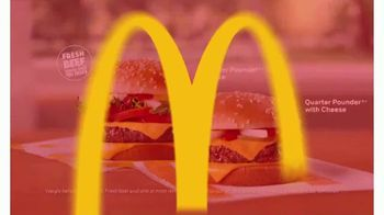 McDonald's Quarter Pounder TV Spot, 'Summer Time' Song by The Jamies - Thumbnail 10