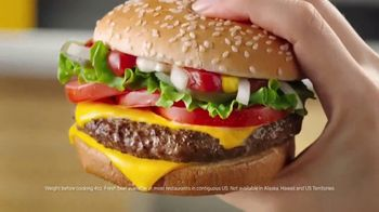McDonald's Quarter Pounder TV Spot, 'Summer Time' Song by The Jamies