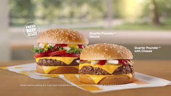 McDonald's Quarter Pounder TV Spot, 'Summer Time' Song by The Jamies - Thumbnail 8