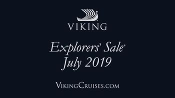 Viking Cruises Explorers' Sale TV Spot, 'Reinventing Ocean Cruising' - Thumbnail 9