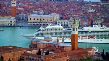 Viking Cruises Explorers' Sale TV Spot, 'Reinventing Ocean Cruising' - Thumbnail 1