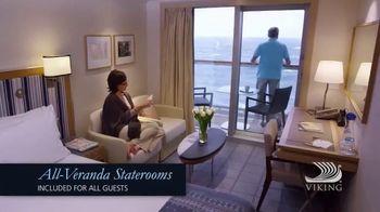 Viking Cruises Explorers' Sale TV Spot, 'Reinventing Ocean Cruising' - Thumbnail 5