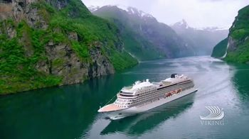 Viking Cruises Explorers' Sale TV Spot, 'Reinventing Ocean Cruising'