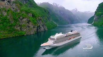 Viking Cruises Explorers' Sale TV Spot, 'Reinventing Ocean Cruising' - Thumbnail 8