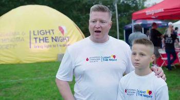 The Leukemia & Lymphoma Society TV Spot, '2019 Light the Night Walk' - Thumbnail 2