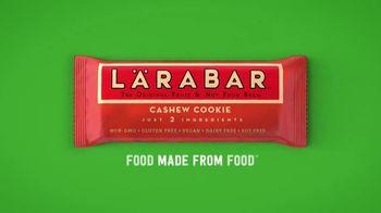 Larabar Cashew Cookie TV Spot, 'Food Made From Food: Recipe for Joy' - Thumbnail 8