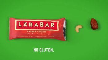 Larabar Cashew Cookie TV Spot, 'Food Made From Food: Recipe for Joy'