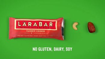 Larabar Cashew Cookie TV Spot, 'Food Made From Food: Recipe for Joy'